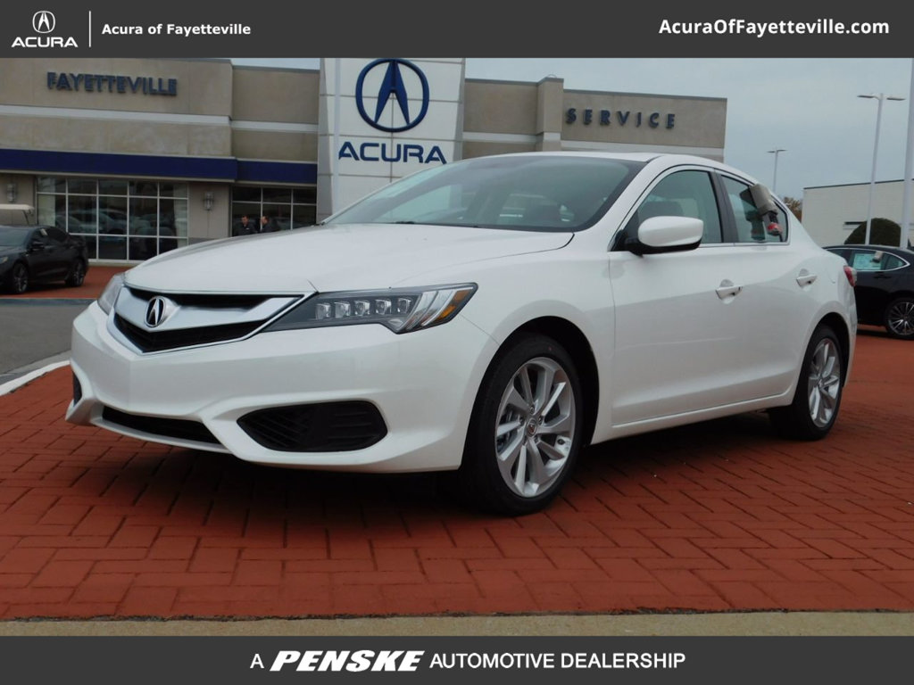 New 2018 Acura ILX Base Sedan in Fayetteville JA