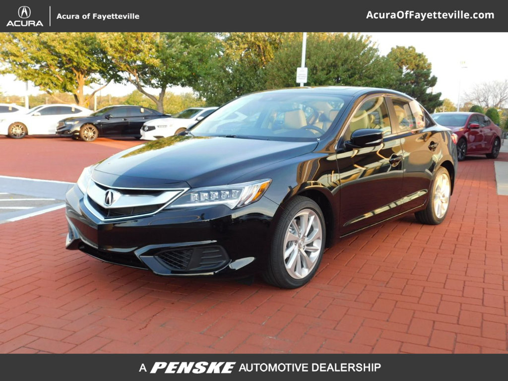 New Acura ILX With Technology Plus Package Sedan In - 2018 acura tsx navigation