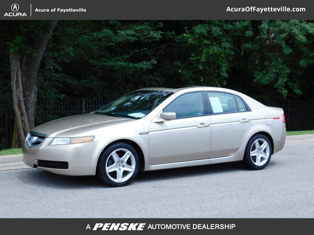 Pre-Owned 2005 Acura TL 4dr Sedan Automatic