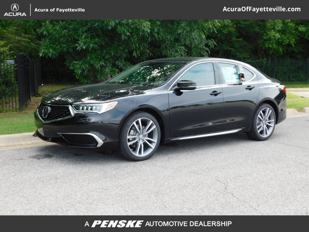 Acura Of Fayetteville >> New 2020 Acura Tlx V 6 With Technology Package Sedan In Fayetteville