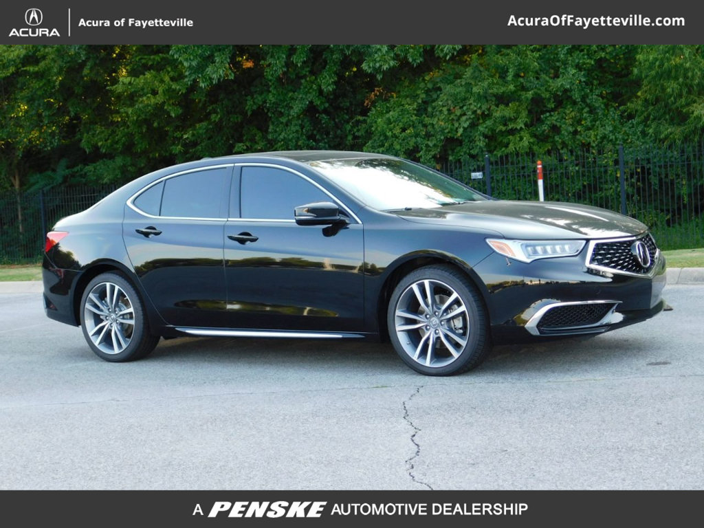 Acura Of Fayetteville >> New 2020 Acura Tlx V 6 Sh Awd With Technology Package With Navigation