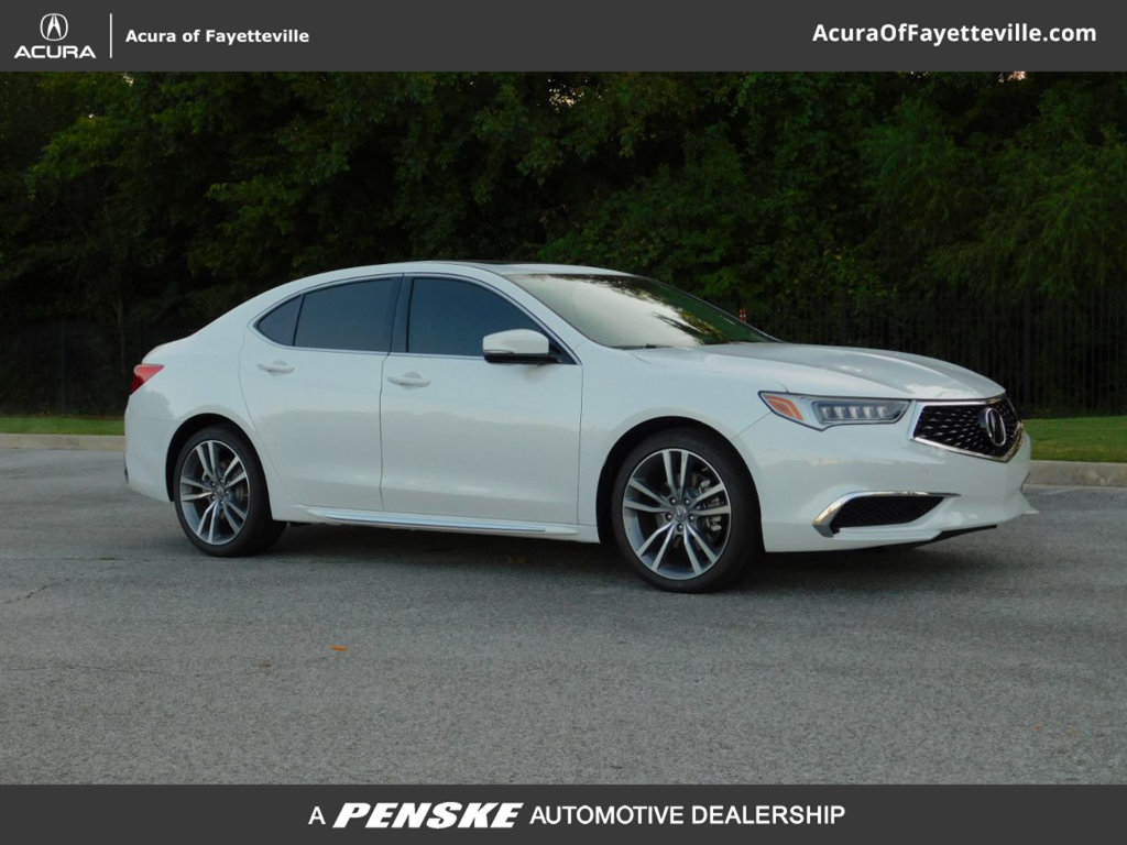 New 2020 Acura Tlx V 6 Sh Awd With Technology Package With Navigation
