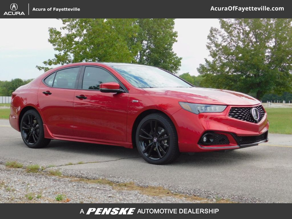 New 2020 Acura TLX PMC Edition