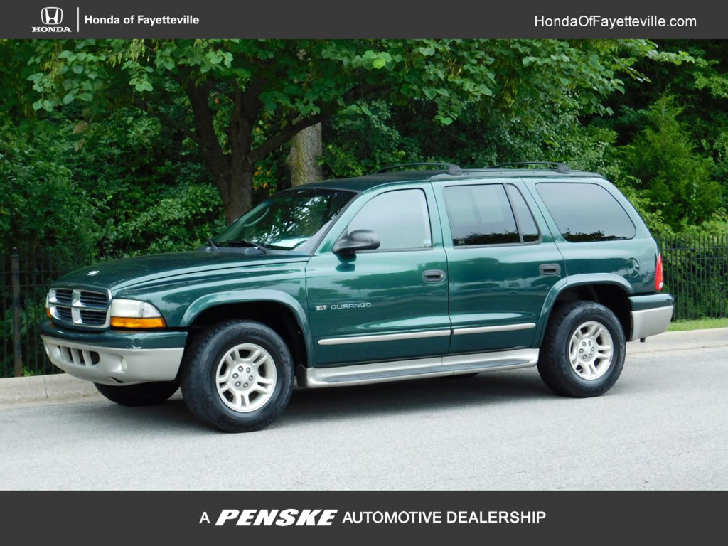 Pre-Owned 2001 Dodge Durango 4dr