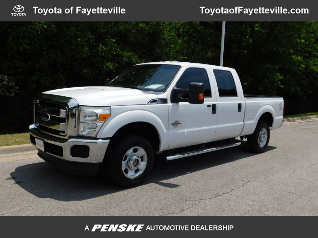 Pre-Owned 2011 Ford Super Duty F-250 SRW 4WD Crew Cab 156