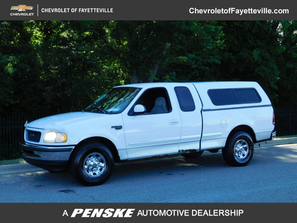 Pre-Owned 1998 Ford F-250 Standard Supercab 139