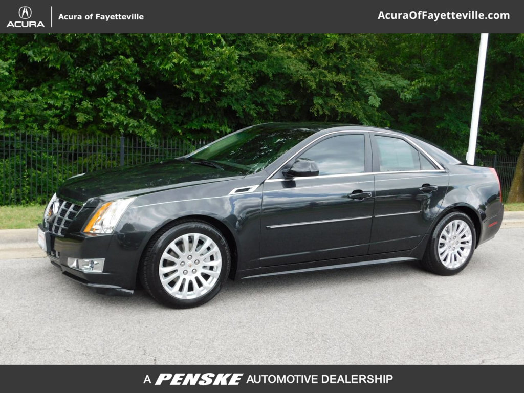 Pre-Owned 2012 Cadillac CTS Sedan 4dr Sedan 3.6L Performance RWD