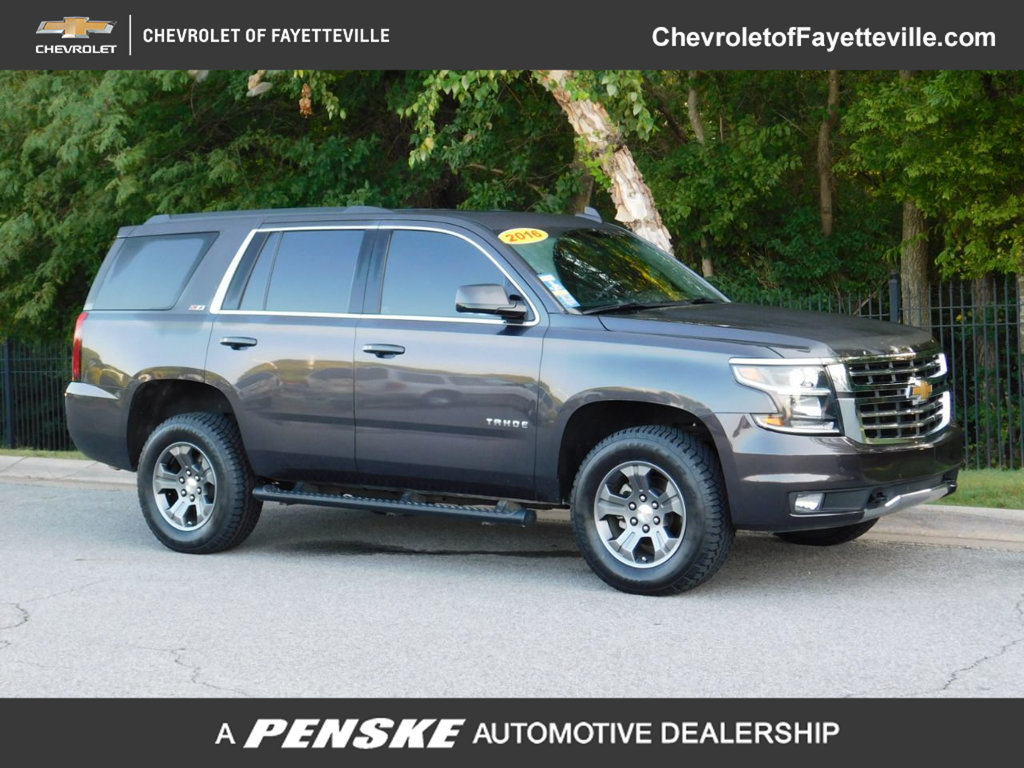 Pre-Owned 2016 Chevrolet Tahoe 4WD 4dr LT