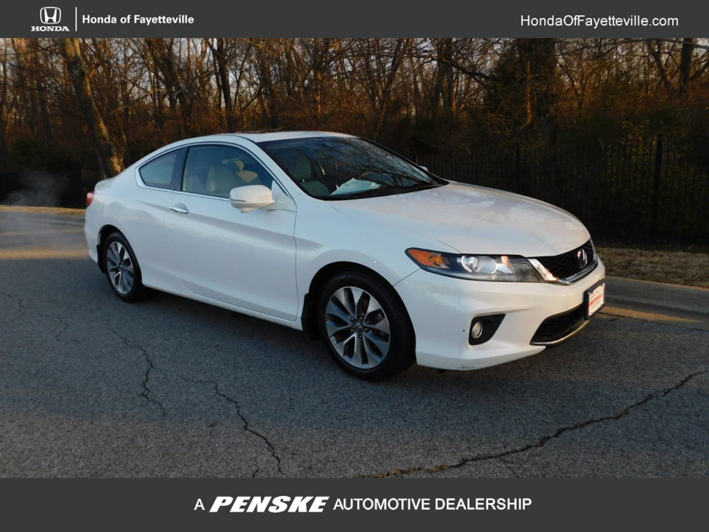 Pre-Owned 2015 Honda Accord Coupe 2dr I4 CVT EX-L