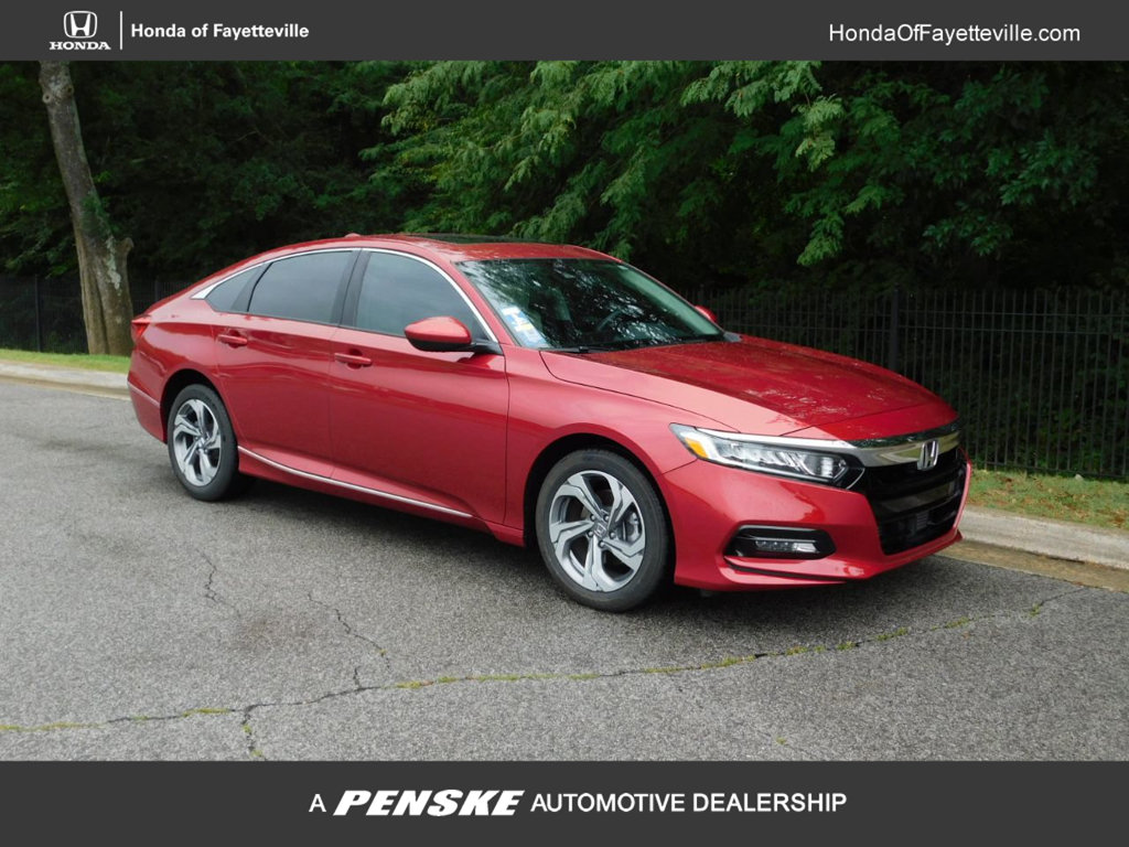 Pre-Owned 2018 Honda Accord Sedan EX 1.5T CVT