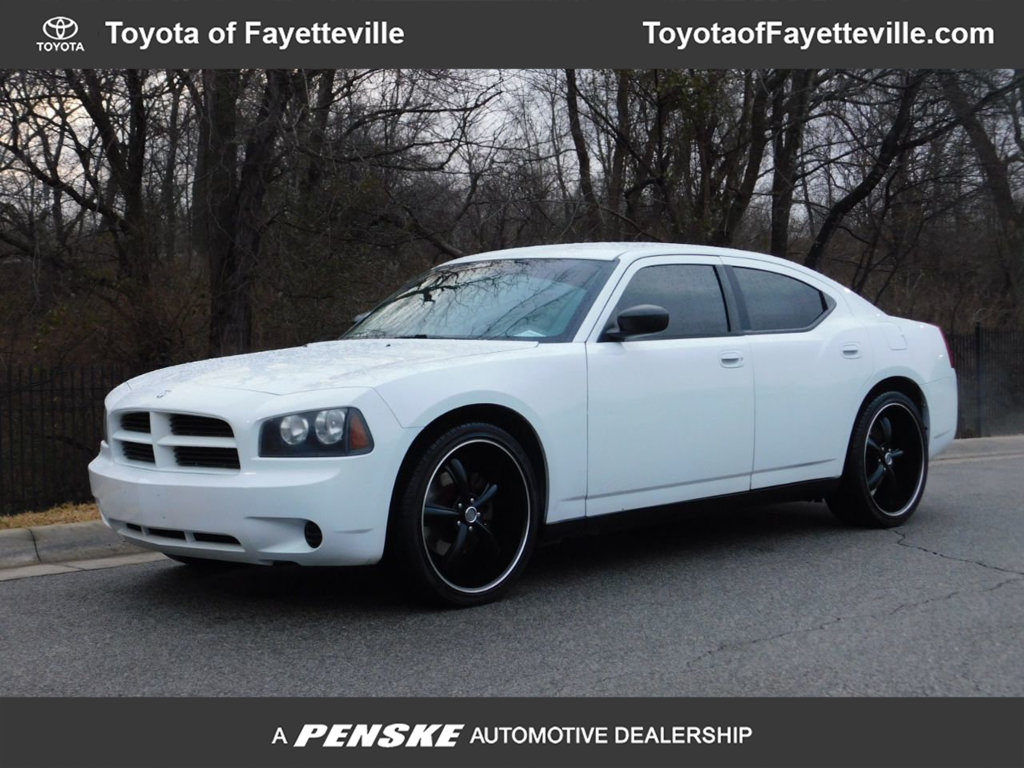 Pre Owned 2010 Dodge Charger Police