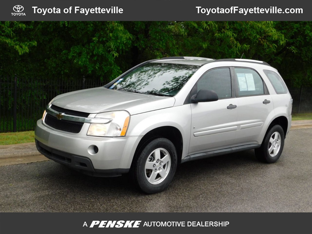 Pre-Owned 2008 Chevrolet Equinox FWD 4dr LS
