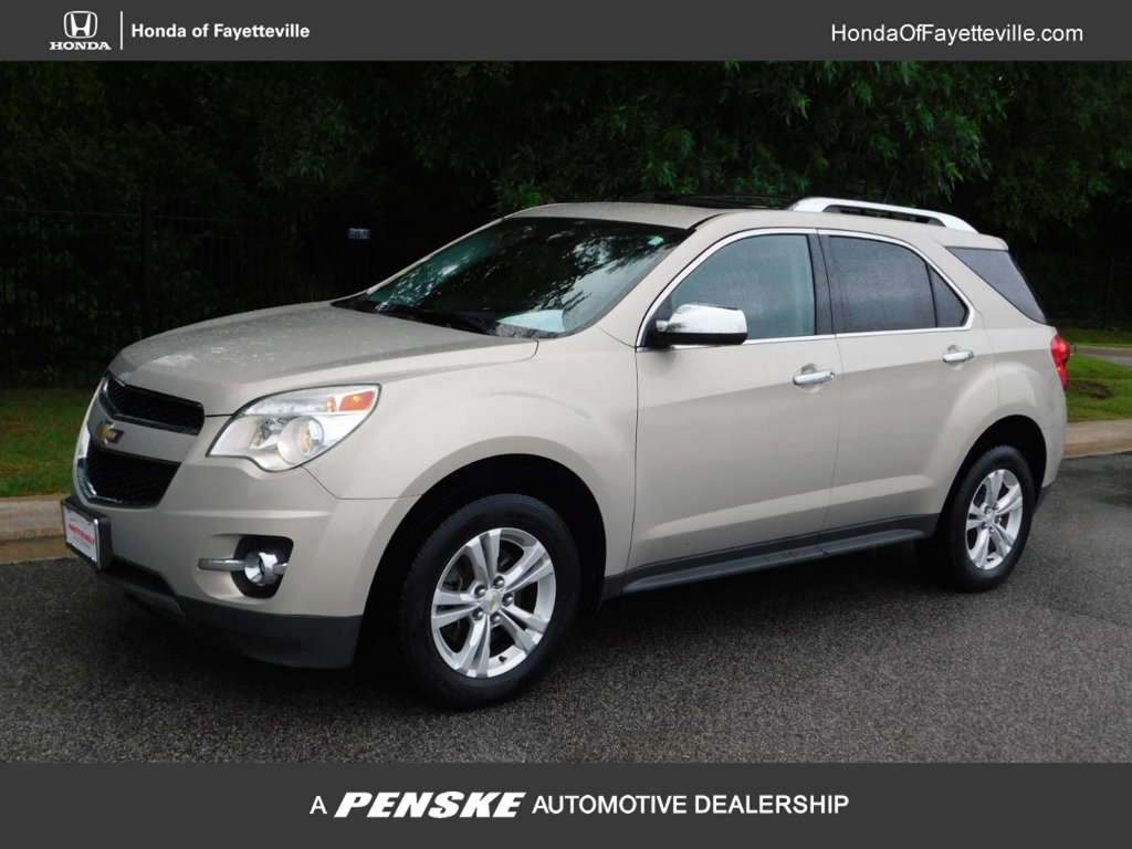 Pre-Owned 2012 Chevrolet Equinox AWD 4dr LTZ