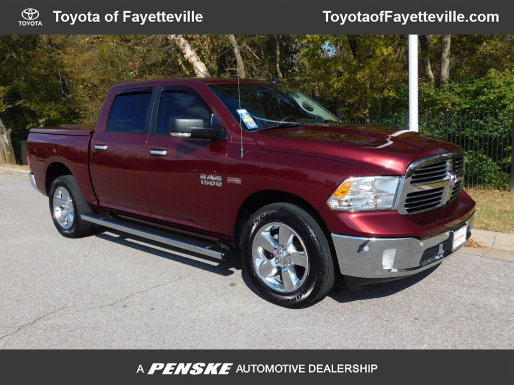Pre-Owned 2017 Ram 1500 Big Horn 4x4 Crew Cab 5'7