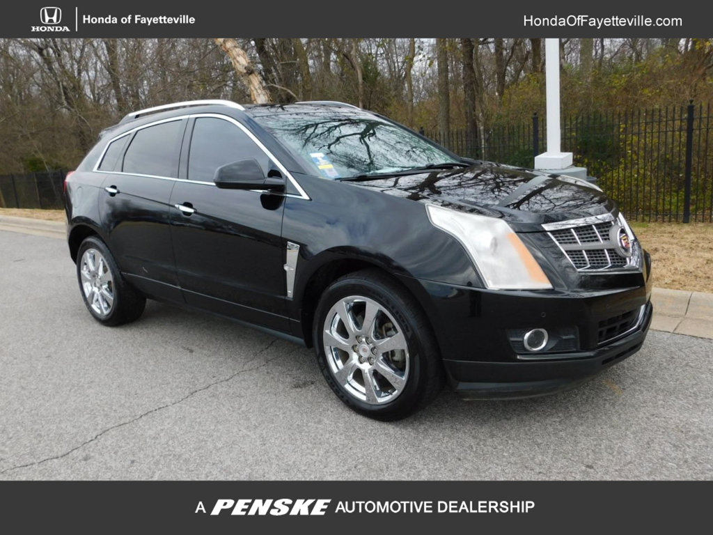Pre-Owned 2011 Cadillac SRX FWD 4dr Performance Collection