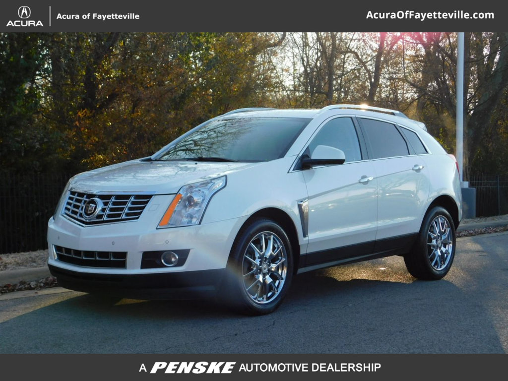 Pre-Owned 2013 Cadillac SRX FWD 4dr Premium Collection