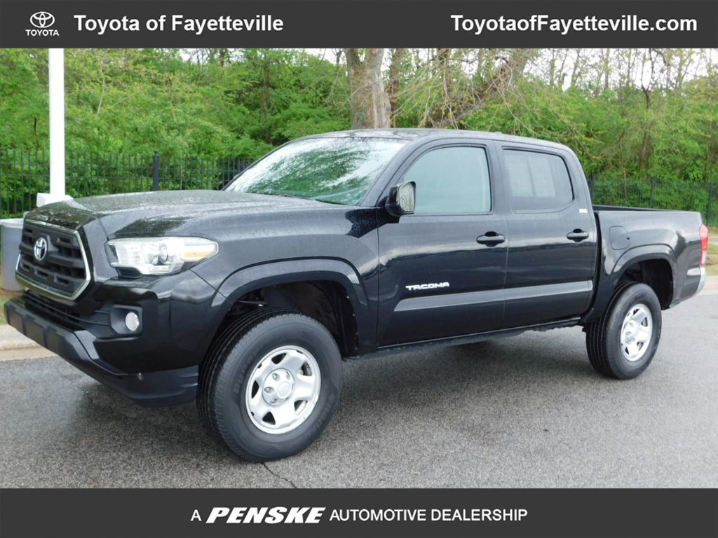 Pre Owned 2016 Toyota Tacoma Sr5 Double Cab 2wd V6 Automatic