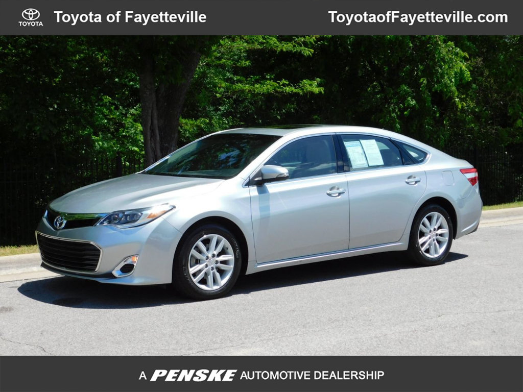 Pre-Owned 2015 Toyota Avalon 4dr Sedan XLE Premium