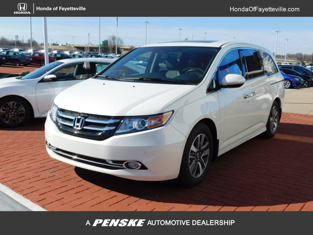 Pre Owned 2017 Honda Odyssey Touring Elite Automatic