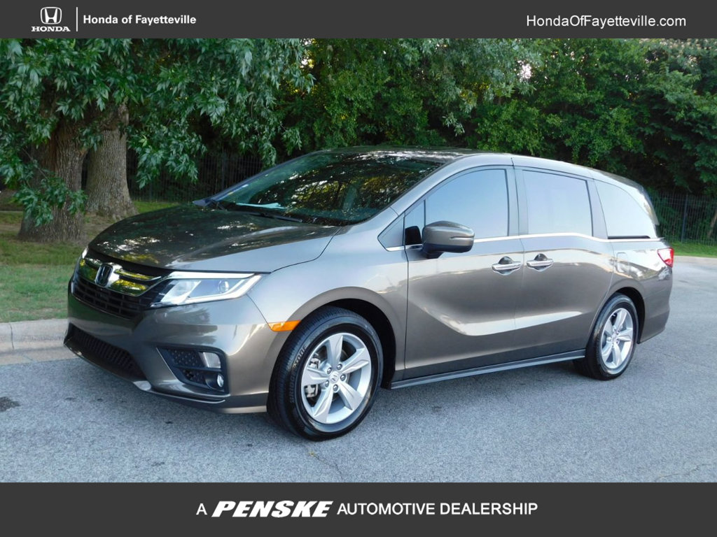 Pre-Owned 2018 Honda Odyssey EX-L Automatic