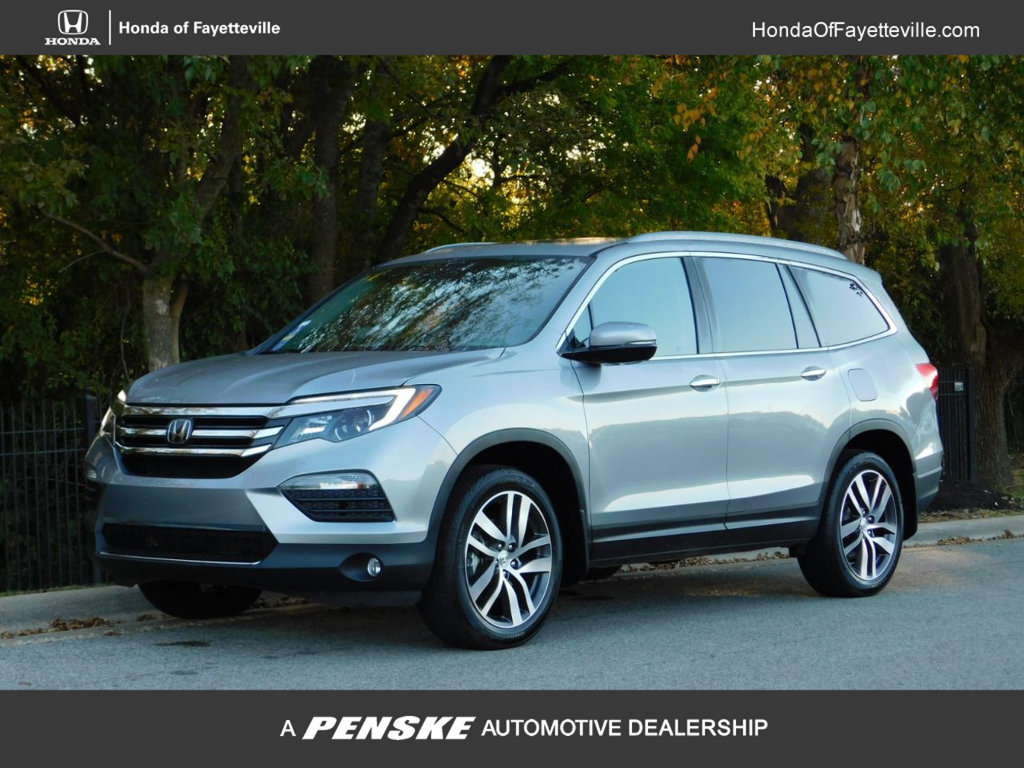 Pre Owned 2017 Honda Pilot Elite Awd