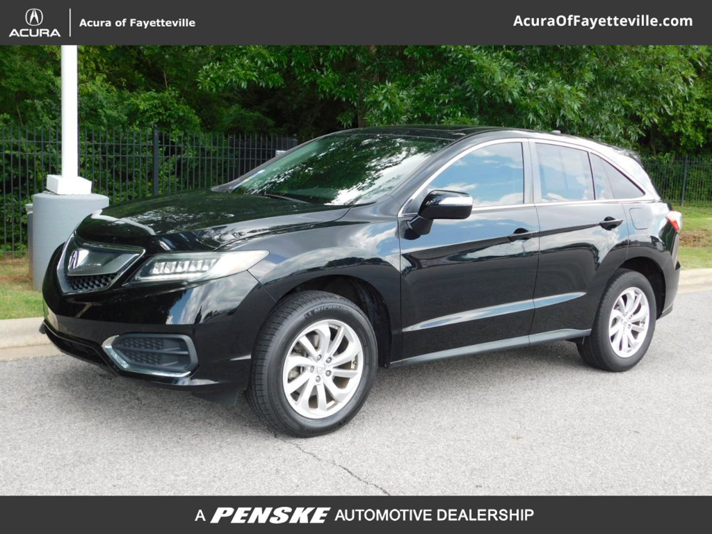 Pre-Owned 2016 Acura RDX FWD 4dr