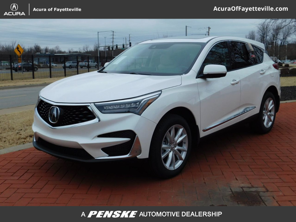New 2019 Acura Rdx Base Suv In Fayetteville Kl015680 Acura Of