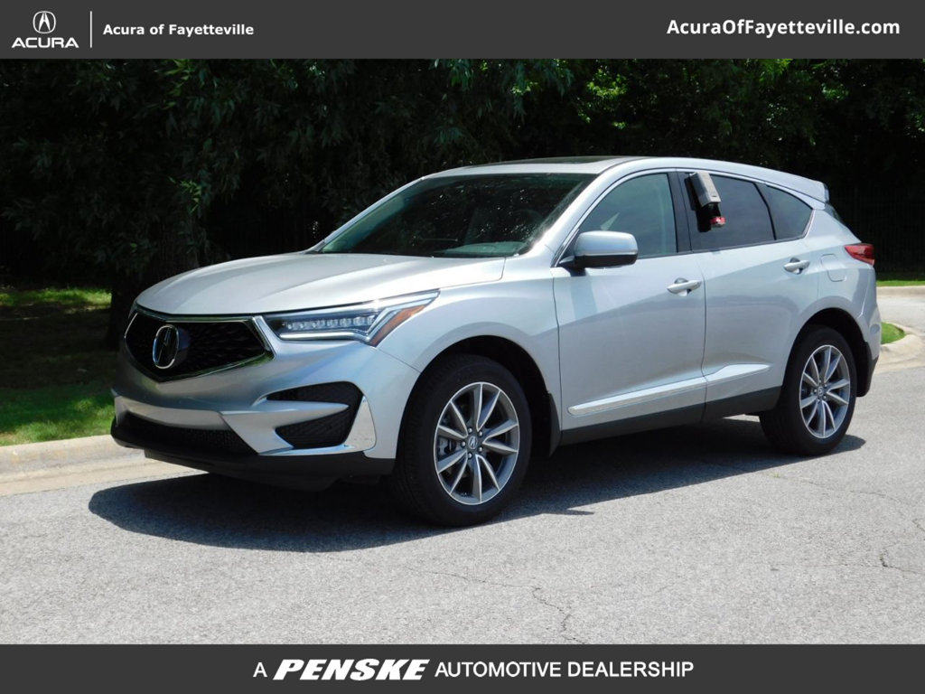 New 2020 Acura Rdx With Technology Package Suv In Fayetteville