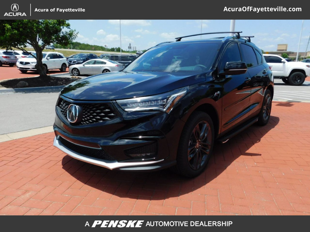 new 2019 acura rdx a spec suv in fayetteville kl001314 acura of