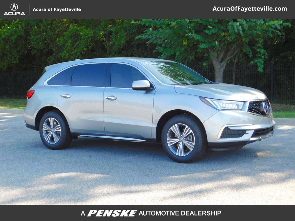 Acura Of Fayetteville >> New 2019 Acura Mdx Base Suv