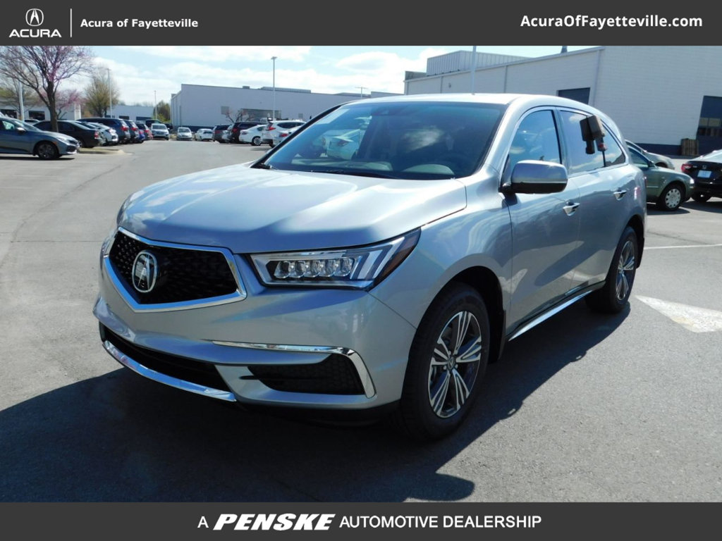 New Acura MDX SHAWD SUV In Fayetteville JL Acura Of - Www acura mdx 2018