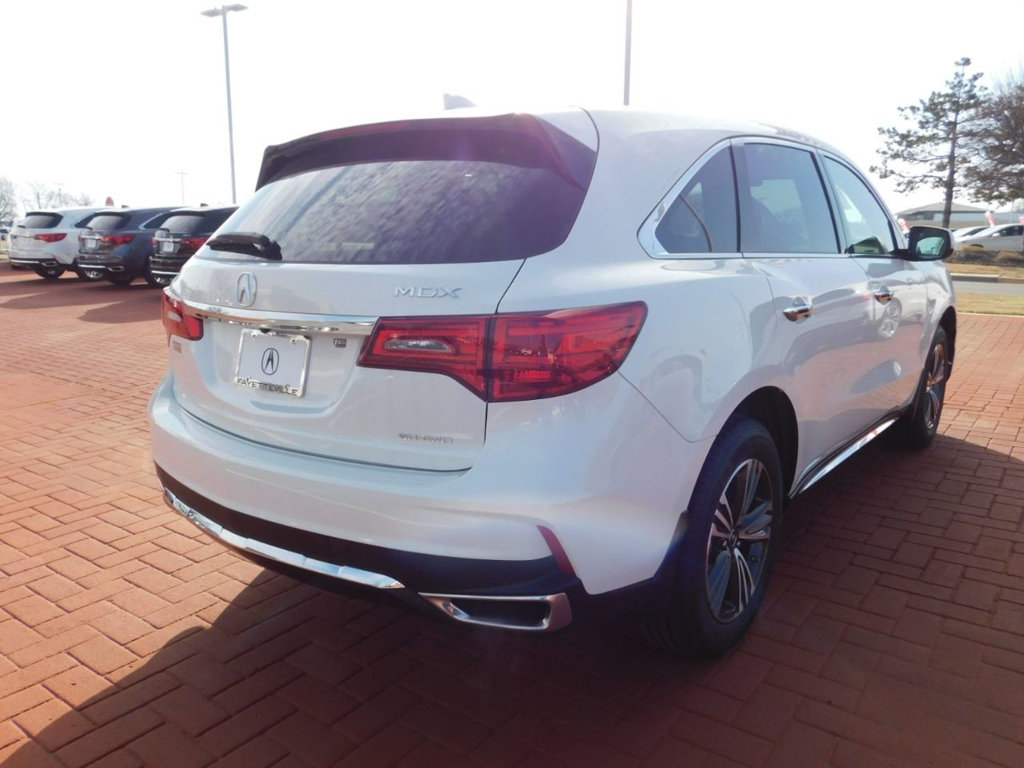 New Acura MDX SHAWD SUV In Fayetteville L Acura Of - Www acura mdx 2018