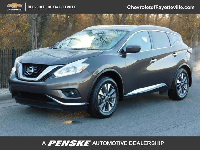 Pre Owned 2017 Nissan Murano Fwd Sl