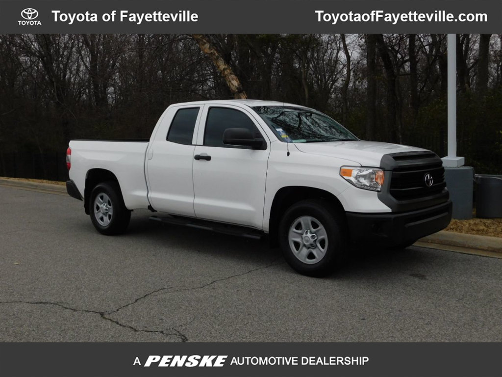 Pre-Owned 2016 Toyota Tundra SR Double Cab 4.6L V8 6-Speed Automatic