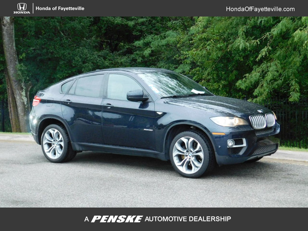 Pre-Owned 2013 BMW X6 xDrive50i