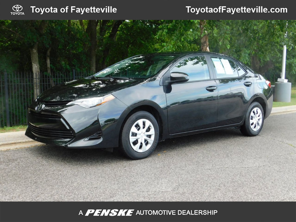 Pre-Owned 2017 Toyota Corolla LE CVT Automatic