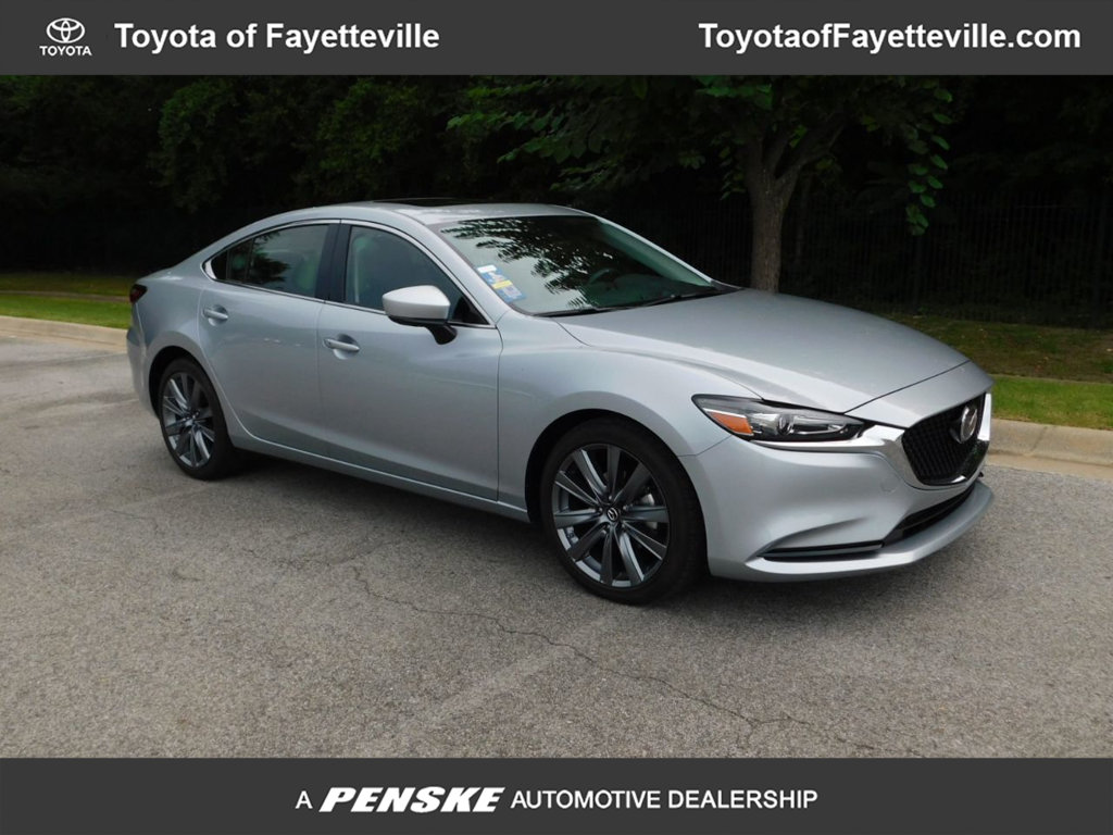 Pre-Owned 2018 Mazda6 Grand Touring Automatic