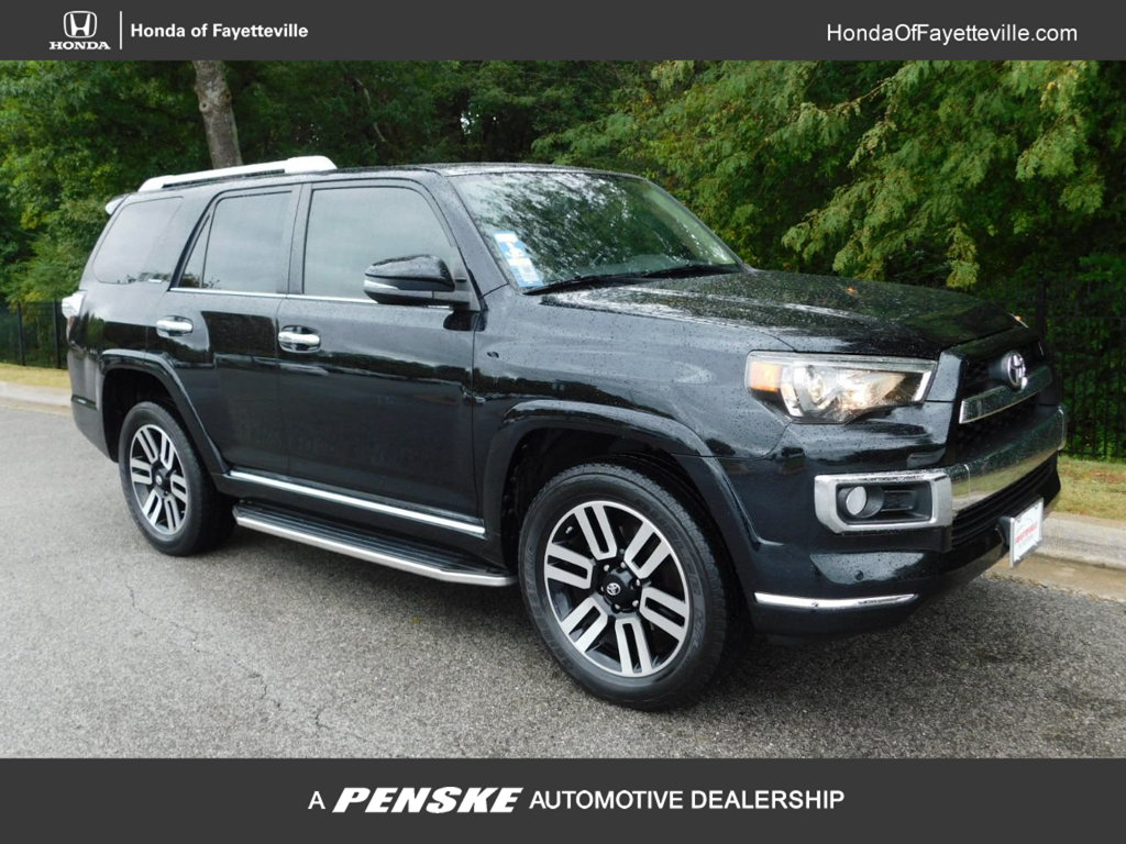 Pre-Owned 2014 Toyota 4Runner 4WD 4dr V6 Limited