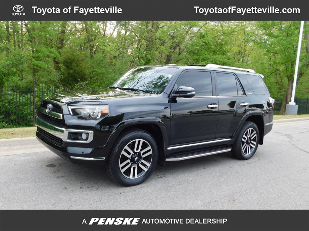 Pre Owned 2017 Toyota 4runner Limited 4wd