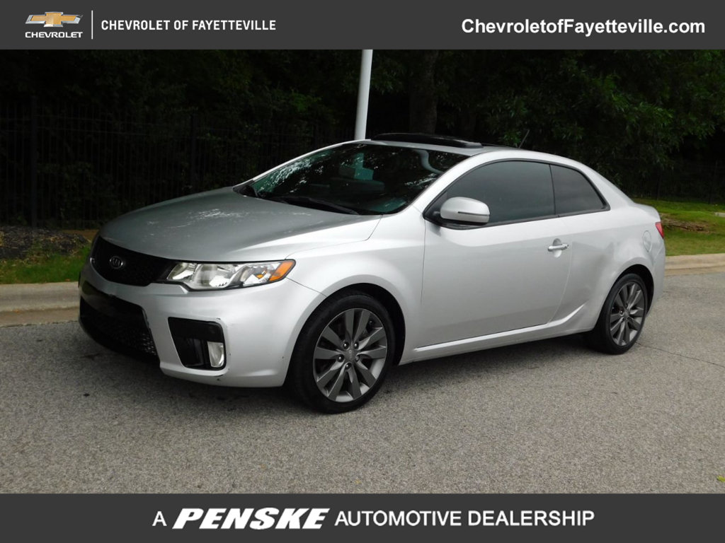 Pre-Owned 2012 Kia Forte Koup 2dr Coupe Automatic SX