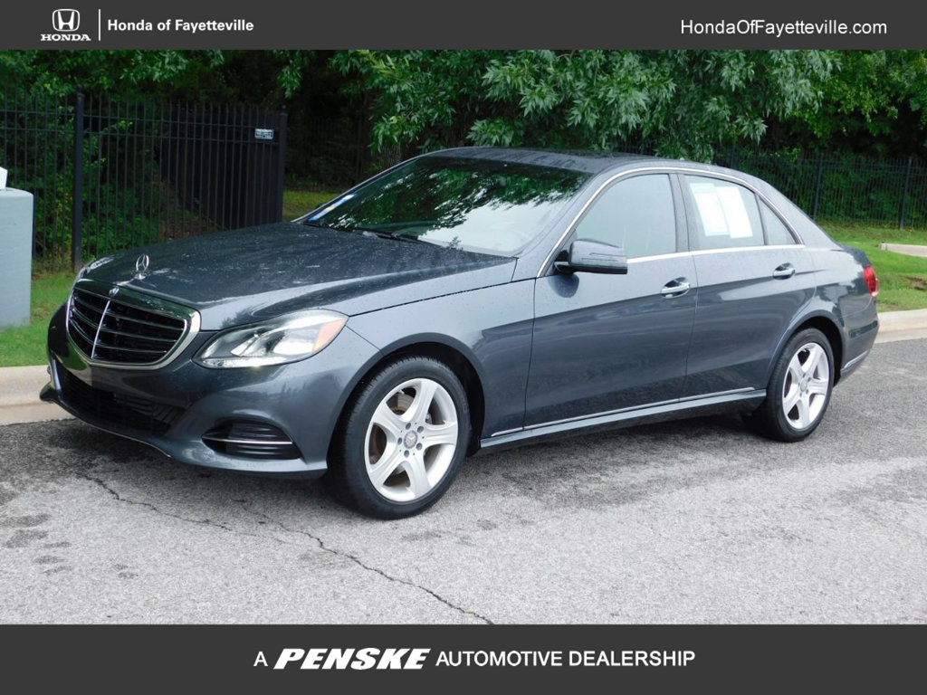 Pre-Owned 2014 Mercedes-Benz E-Class 4dr Sedan E 350 Luxury 4MATIC®