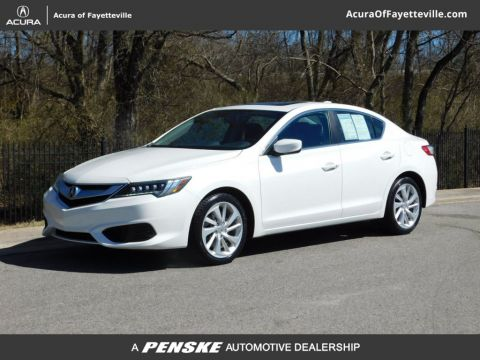 Pre-Owned 2016 Acura ILX 4dr Sedan