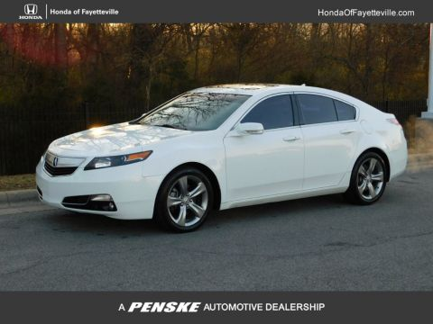 Pre-Owned 2012 Acura TL 4dr Sedan Automatic SH-AWD Tech