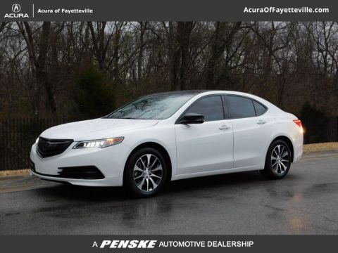 Pre-Owned 2017 Acura TLX FWD
