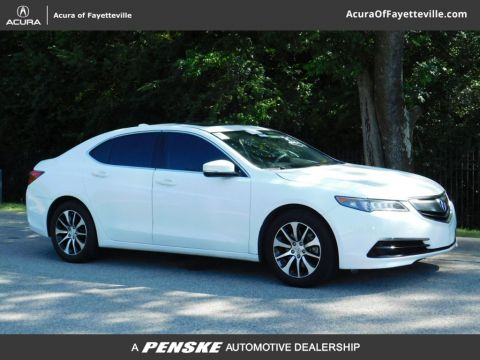 Pre-Owned 2016 Acura TLX 4dr Sedan FWD