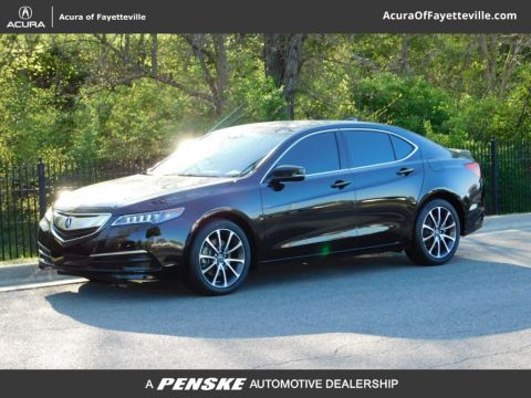 Pre-Owned 2016 Acura TLX 4dr Sedan FWD V6