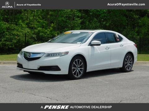 Pre-Owned 2017 Acura TLX FWD V6 w/Technology Pkg