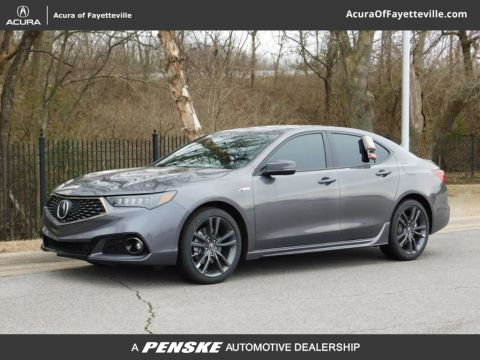 New 2019 Acura Tlx 3 5 V 6 9 At P Aws With A