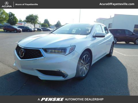 New 2019 Acura TLX SH-AWD V6