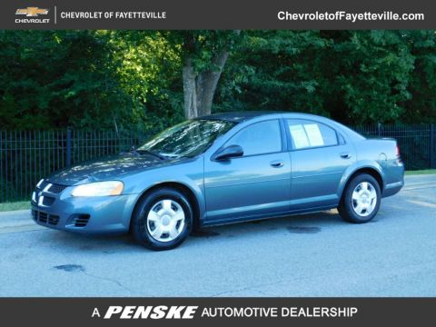 Pre-Owned 2006 Dodge Stratus Sdn 4dr SXT